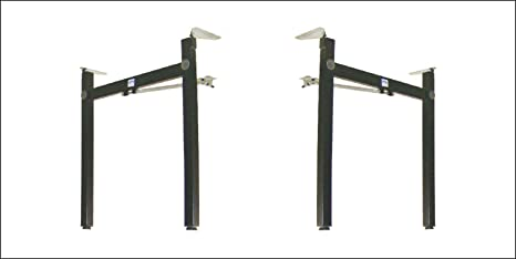 tavolo 60 birreria da cm rinforzata set gambe per te 2 fai pieghevoli Kit OiTXZuPk