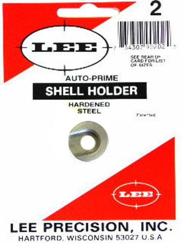 Lee Auto Prime Shell Holders - LEE PRECISION No.2 Shell Holder