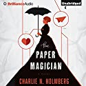 The Paper Magician Audiobook by Charlie N. Holmberg Narrated by Amy McFadden
