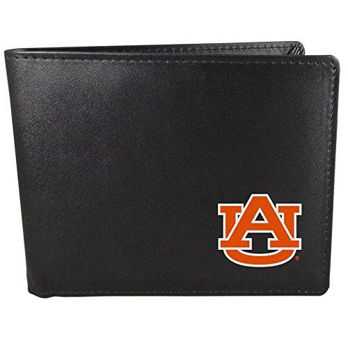 Siskiyou NCAA Auburn Tigers Bi-fold Wallet, Black ()