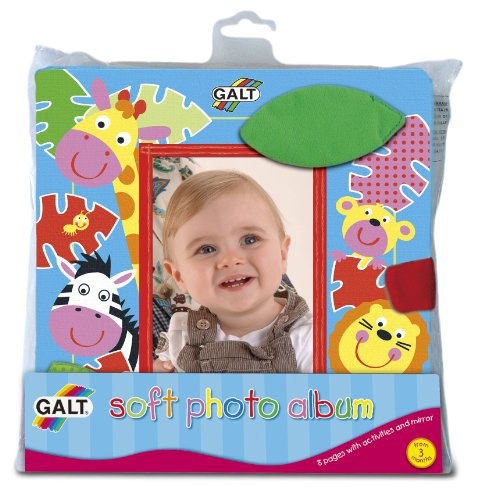 Galt Toys Soft Photo Album by ToyCenter