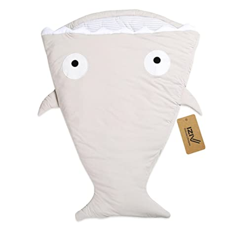 iZiv - Saco de dormir de algodón para bebé, diseño