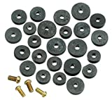 Plumb Pak PP20520 Faucet Washer Flat Assorted with Screws,