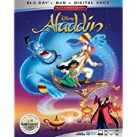 Aladdin (The Walt Disney Signature Collection) [Blu-ray]