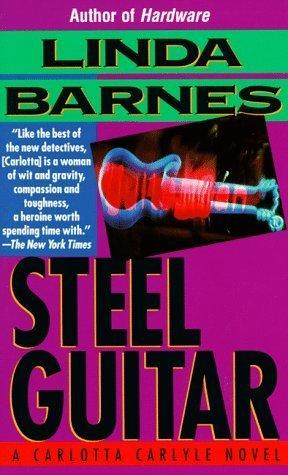 Steel Guitar by Barnes, Linda(December 5, 1992) Mass Market Paperback (Steel Guitar Barnes)