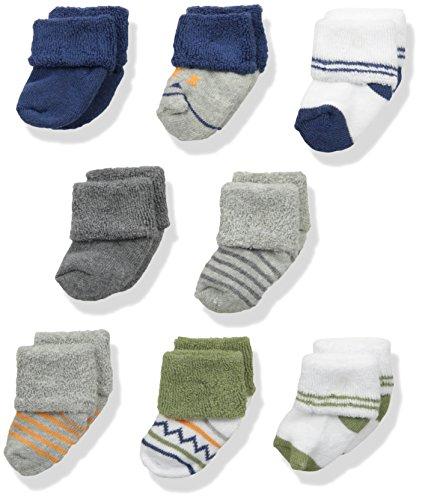 Luvable Friends Unisex Newborn Socks product image