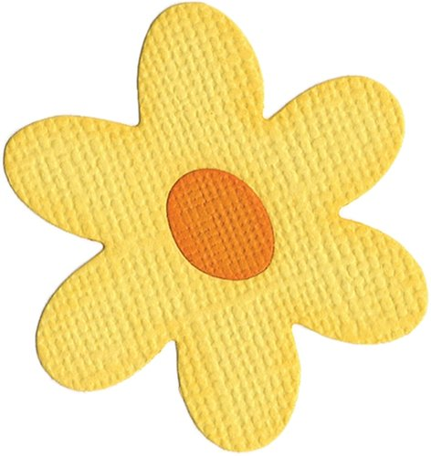 QUICKUTZ We R Memory Keepers RS-0015 2 by 2-Inch Dies, Daisy