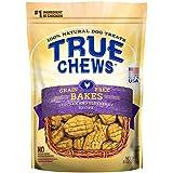 True Chews Premium Bakes Dog Treats, Chicken & Blueberry, 8 oz