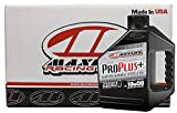 Maxima Racing Oils CS30-199128-4PK-4PK 10W-50 Pro Plus+ Synthetic Motorcycle Engine Oil - 4 gal, (Pack of 4)