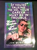 If You're Talking to Me, Your Career Must Be in Trouble, Joe Queenan, 0786880678