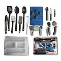 Room Essentials 30 Piece Kitchen Utensil Set Deals