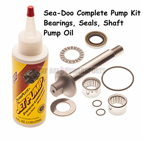 p Rebuild Kit Shaft, Bearings And Oil 717 720 GTI SPX XP ()