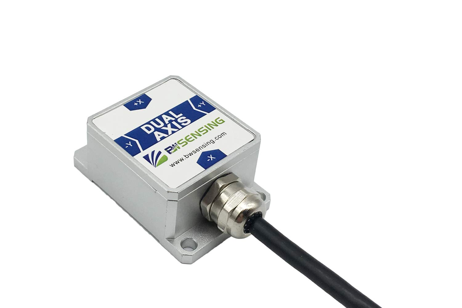 BWK227 Tilt Angle Sensor Dual Axis Inclinometer with Accuracy 0.2 Degree RS485