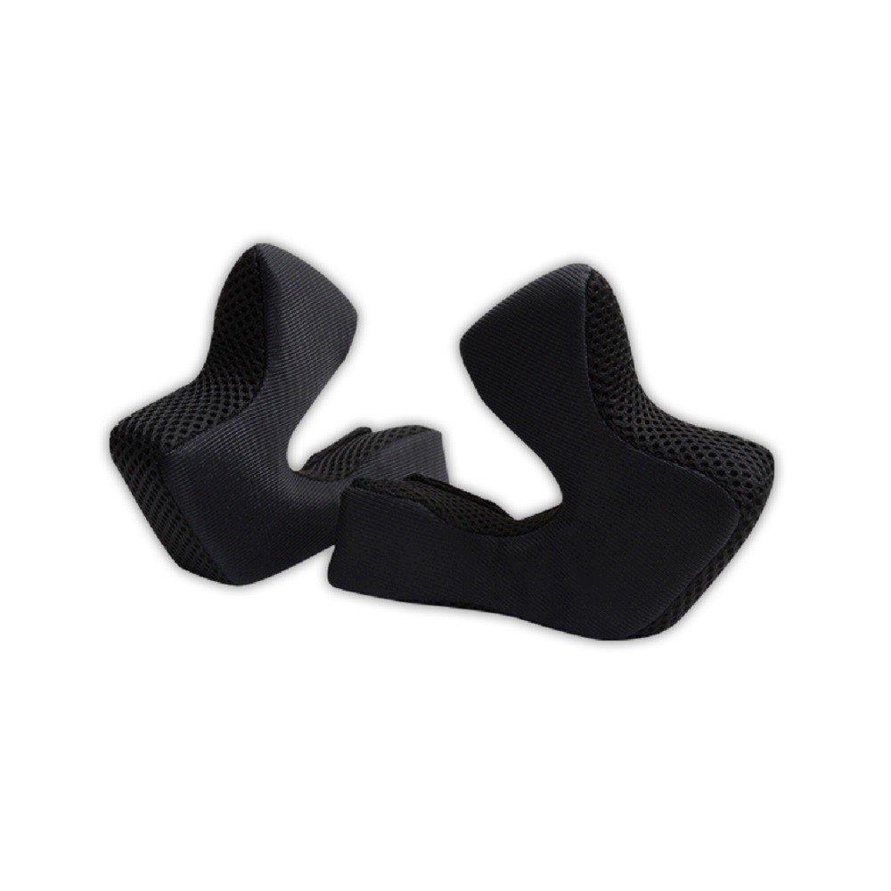 Troy Lee Designs Adult D3 Cheekpad BMX Helmet Accessories - Black/Small 149003202