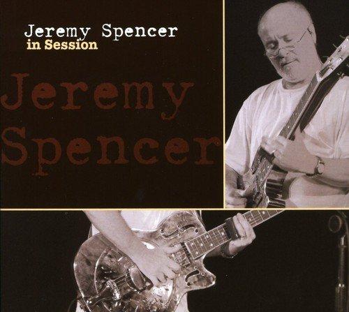 CD : Jeremy Spencer - In Session (United Kingdom - Import)