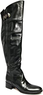 Amazon.com | Women&39s Davinci Over The Knee Italian Leather boots