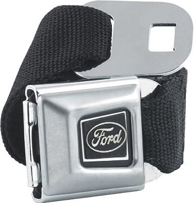 Ford Emblem Seatbelt Belt SBB Strap Color: Black