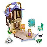 Disney Animators Collection Littles Rapunzel Micro Doll Play Set - 2 Inch 460023004407