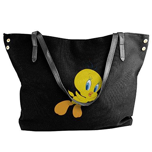 Looney Tunes Tweety Bird Handbag Shoulder Bag For Women (Looney Tunes Handbag)