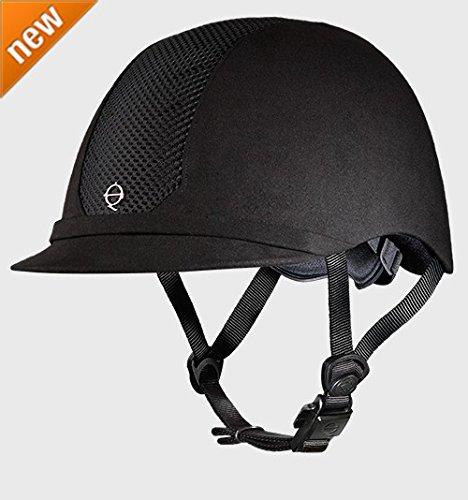 Troxel ES Helmet, Black, Large