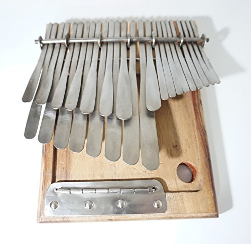 24 Key LARGE Premium v2 Mbira Thumb Piano Kalimba Handmde in Zim. SHIPS from USA by Jona W. by africancraftwork-com