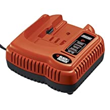 BLACK+DECKER Black and Decker BDFC240 9.6 Volt to 24 Volt Battery Charger for NST1024 String Trimmer and NHT524 Hedge Trimmer