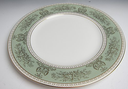 Wedgwood GOLD COLUMBIA (SAGE GREEN) Dinner Plate EX