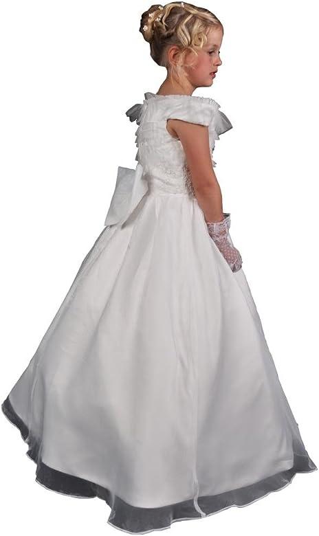 Vestido de flores Niña Comunión Jessidress duro etiquetas ...