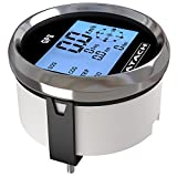 AndyTach 3-3/8'' ATACH DIGITAL GPS speedometer with high speed recall