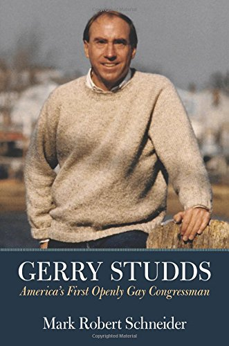 Download Gerry Studds: America's First Openly Gay Congressman pdf