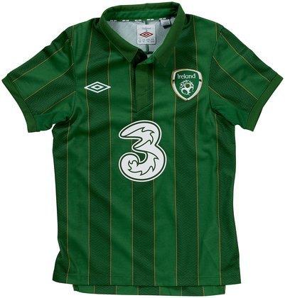 Umbro Youth Ireland Jersey, Small