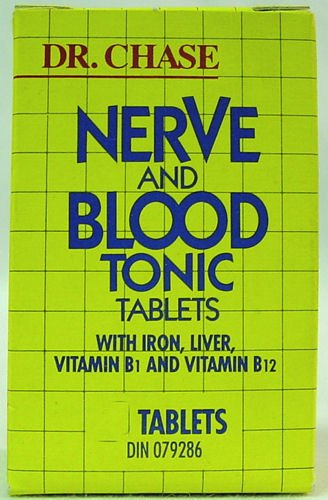 Dr chase nerve & blood tonic350 ml