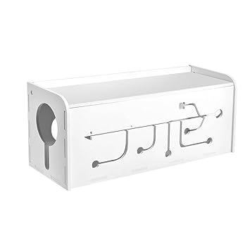 AGPtEK Cable Box for Desk/TV /Computer|Cable Management|Cable Storage Box