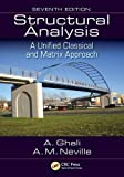img - for Structural Analysis: A Unified Classical and Matrix Approach, Seventh Edition book / textbook / text book