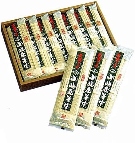小嶋屋 織そば 4kg (200g×20袋)