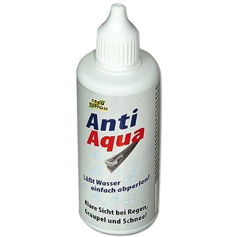 Secu Vision Anti Aqua pulverizador – Limpiaparabrisas Química, Sombreretes anti-lluvia