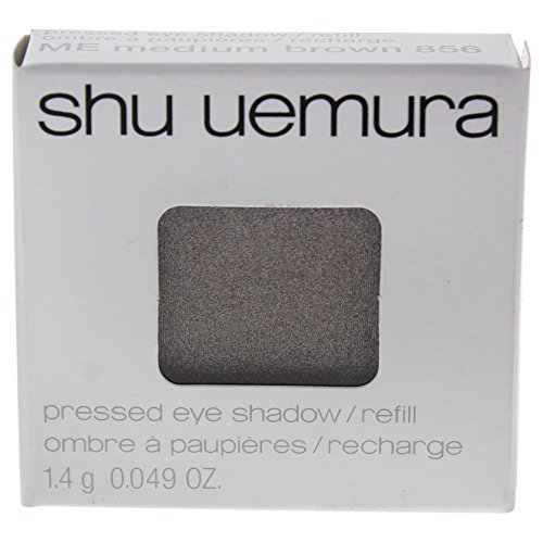 Shu Uemura Pressed Eye Shadow, Medium Brown (refill), 0.049 Ounce