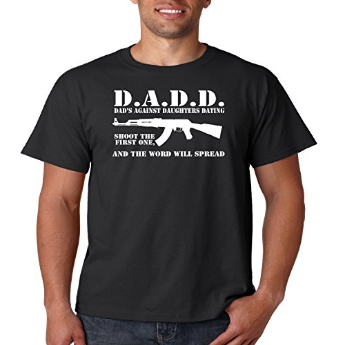 Shirt Against Daughters Dating Rifle