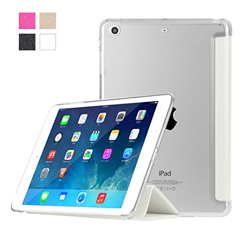 Ultrathin Translucent Frosted Plastic Case for iPad mini 1 / 2 / 3 - 1