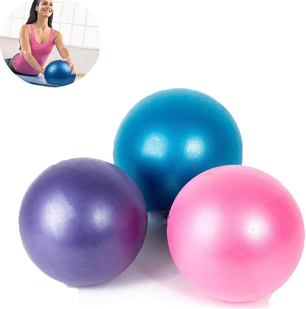 IMON LL Pelota de Yoga de PVC Balance Fitness Ball 25cm Yoga Bola ...