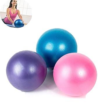 IMON LL Pelota de Yoga de PVC Balance Fitness Ball 25cm Yoga ...