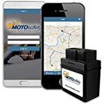 'MOTOsafety OBD GPS Tracker Device with 3G GPS Service Locator, Real-Time Teen Driving Coach, GPS Tracking & Vehicle Monitoring System, MPVAS1' from the web at 'https://images-na.ssl-images-amazon.com/images/I/51maLyJAeiL._AC_SR150,150_.jpg'