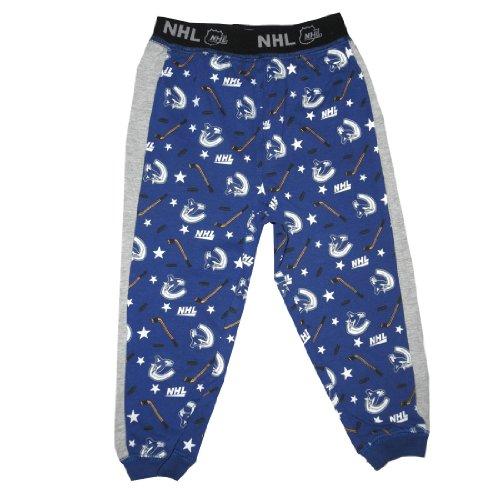 NHL Baby Vancouver Canucks Cotton Sleepwear / Pajama Pants