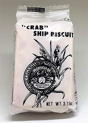 Crab Ship Biscuit 3.15 oz 1 pack (Product of Japan)
