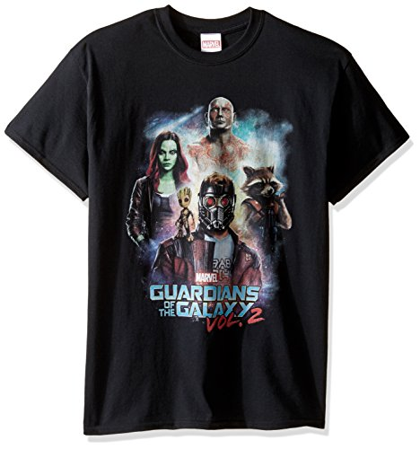 Guardians Vol 2 Group Shot T-Shirt