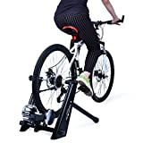Health Line Products Fluid Bike Trainer,Indoor Bicycle Exercise Stationary...