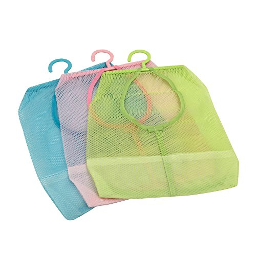 TuuTyss,Multipurpose Clothespin Bag with Hanger,Hanging Storage