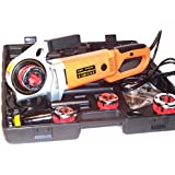Portable Electric Pipe Threader With 4 Dies Tool 2000w Cmt
