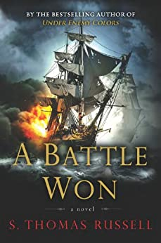 A Battle Won (A Charles Hayden Novel Book 2) by [Russell, S. Thomas]