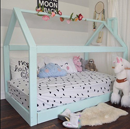 House Bed Frame Full Size